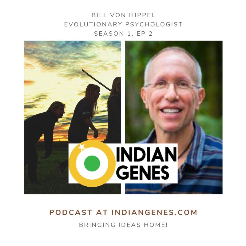 Bill Von Hippel Evolutionary Psychologist