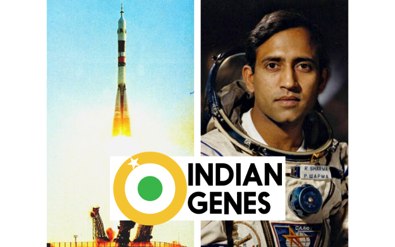 Rakesh Sharma Astronaut & Only Indian To Visit Space