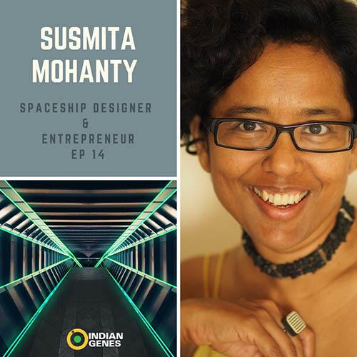 Susmita Mohanty Spaceship Designer
