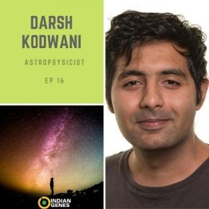 Darsh Kodwani Astrophysicist