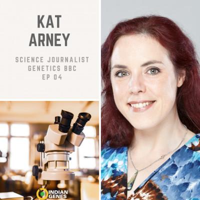 Kat Arney BBC Presenter & Science Journalist