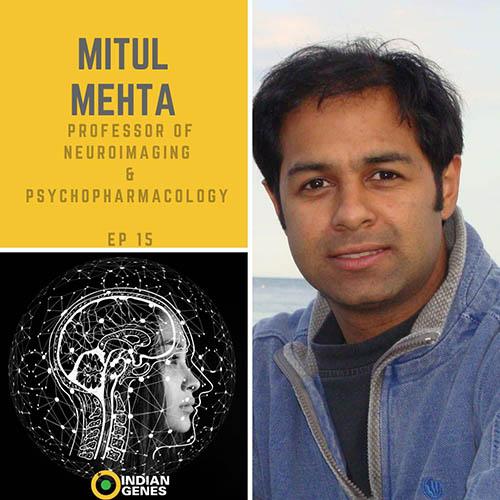 Mitul Mehta Neuroimaging
