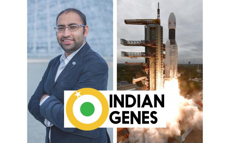 Narayan Prasad Space Entrepreneur