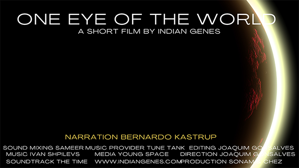 One eye of the world