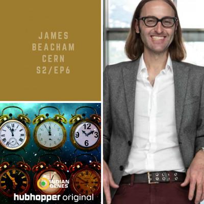 James Beacham - CERN