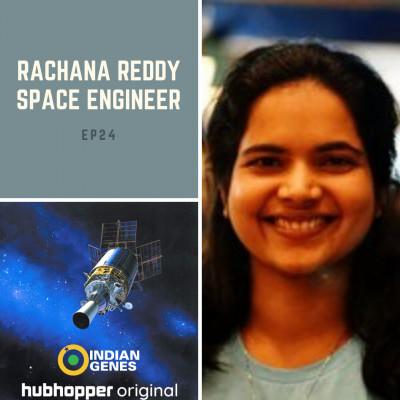 Rachana Reddy - Space Engineer